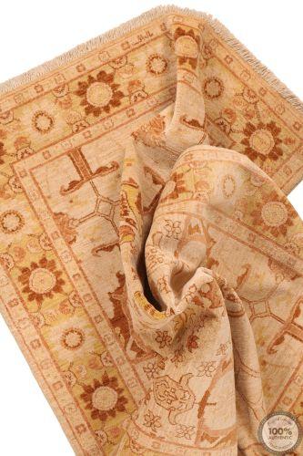 Garous Ziegler design rug 7'7 x 5'1