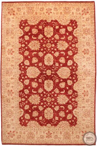 Garous Ziegler design rug 9'84 x 6'4