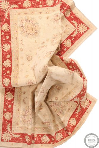 Garous Ziegler design rug 9'7 x 6'5