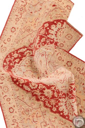 Garous Ziegler design rug 7'8 x 5'5