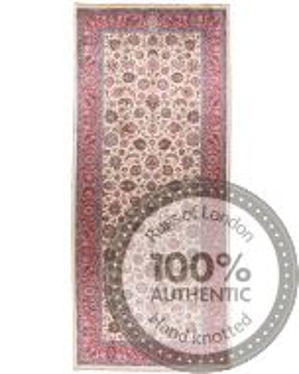 Iranian Aston Ghods Mashad rug