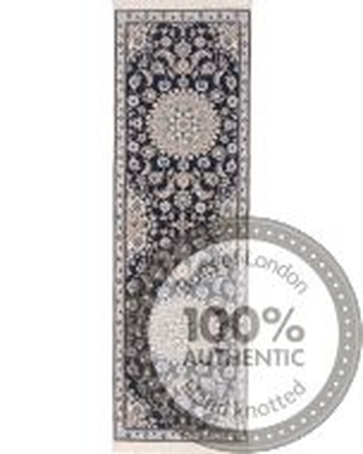 Persian Nain 9La with silk highlights