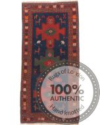 Caucasian Antique Rug - Circa 1900