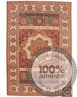 Garous Ziegler Mamluk Design - Orange 9'8 x 6'8