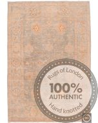 Garous Ziegler design rug 8'3 x 5'5