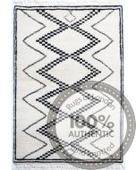 Moroccan design rug Indian