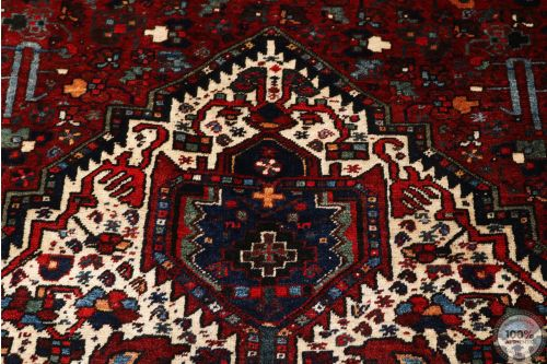 Antique Persian Bownat / Kashgai - Circa 1900