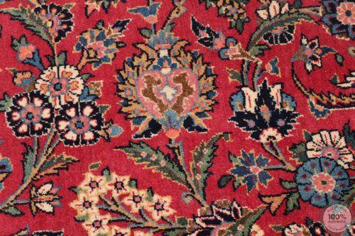 Persian Keshan Kashan antique rug