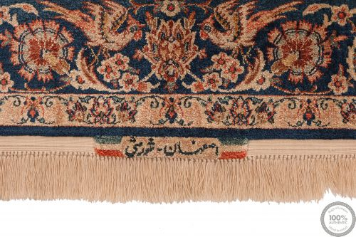 Persian Isfahan Pure silk