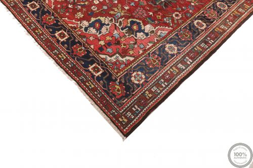Persian Bakhtiar old rug