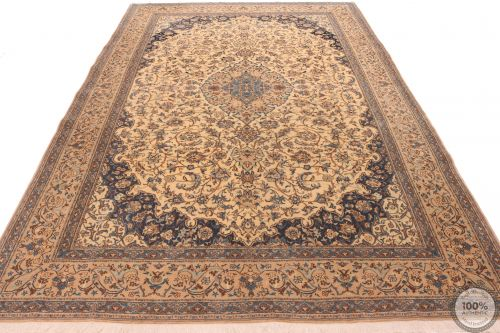 Persian fine Nain 9La rug