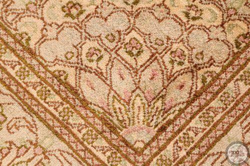 Persian Qum signed Erfan - 4'9 x 3'2