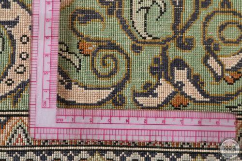Qum silk signed Vafaei - 13'1 x 9'6
