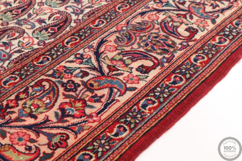 Persian Keshan Kashan rug mix