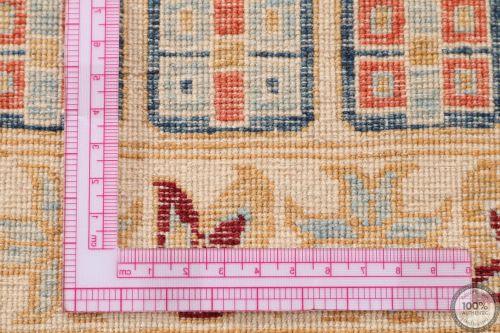 Fine Garous Ziegler design rug - 9' x 9'