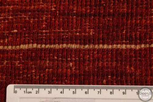 Garous Modern / Ziegler Design Rug - Mix Beige Background / Red Borders 13'4 x 9'9
