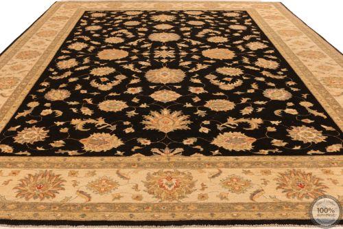 Garous Ziegler design rug 13'4 x 9'9
