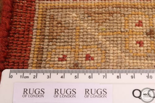 Garous Ziegler design rug  8'9 x 6'
