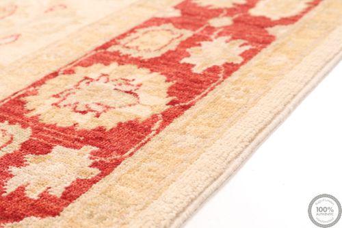 Floral Garous Ziegler design rug 9'9 x 6'5