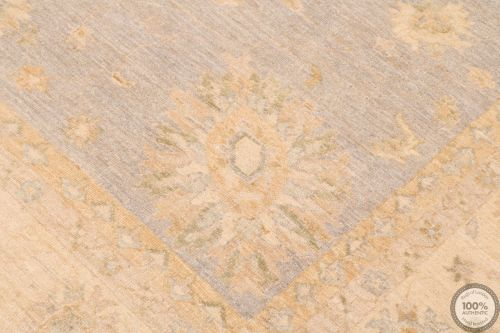 Garous Ziegler rug light grey
