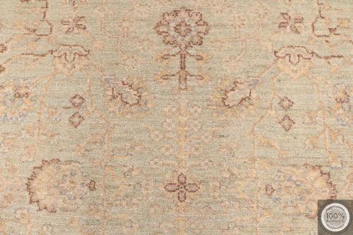 Garous Ziegler design rug 10 x 5