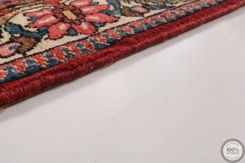 Persian Bakhtiar runner rug 12'96 x 7'19