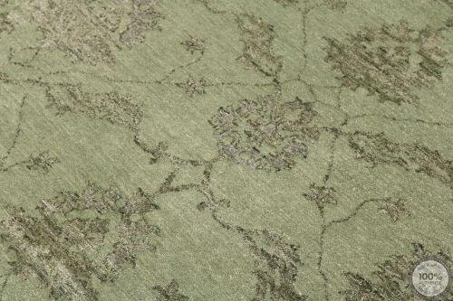 Garous Ziegler rug with part Silk - 8'2 x 5'6