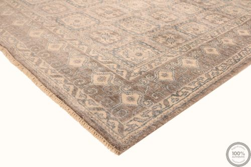 Elegance contemporary modern Indian rug - 7'9 x 5'3