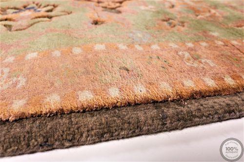 Polonaise Design Rug Part silk - 19'7 x 8'4
