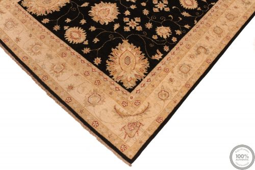 Garous Ziegler rug black