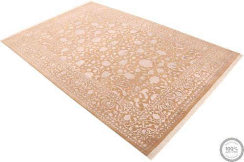 Keshan design contemporary Indian rug