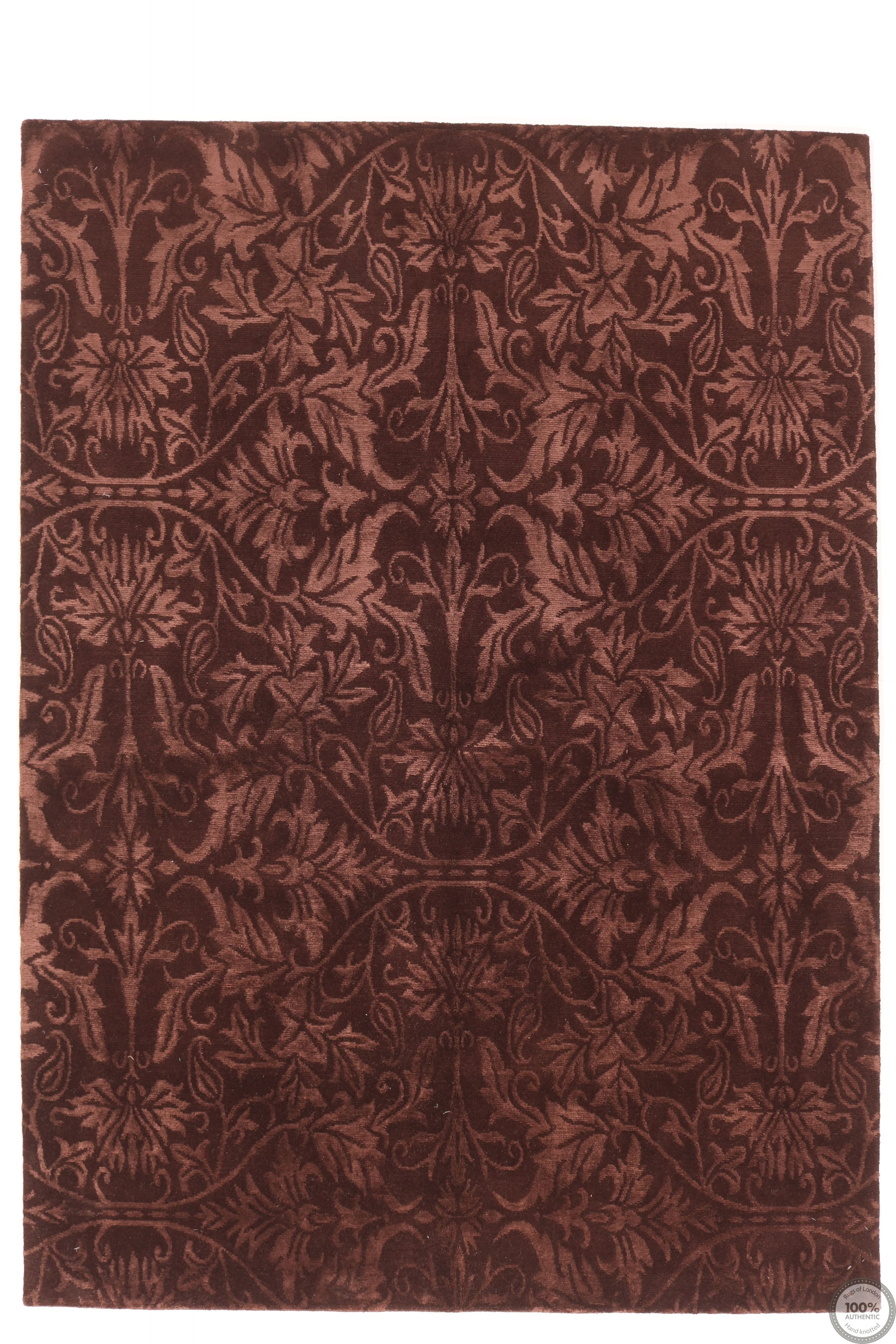 Himalaya part silk- front