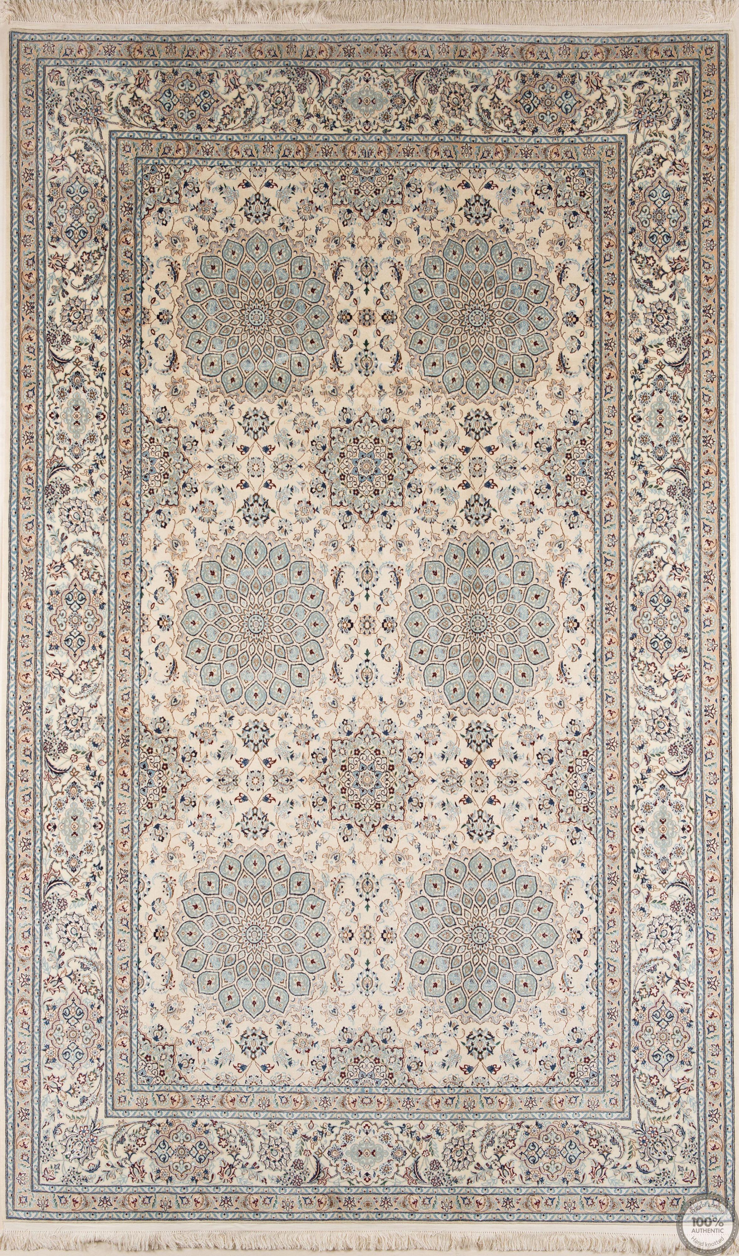Persian Nain 6La rug