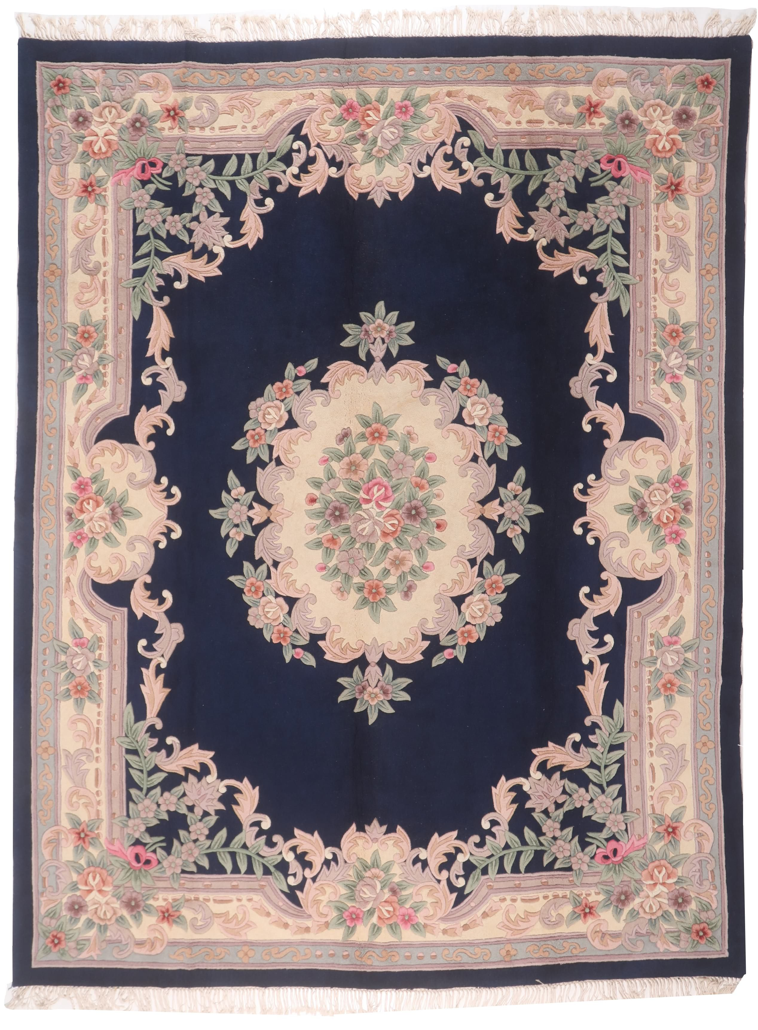 Chines Tinsing thick pile Rug