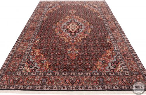 Fine Bidjar Rug with silk highlights