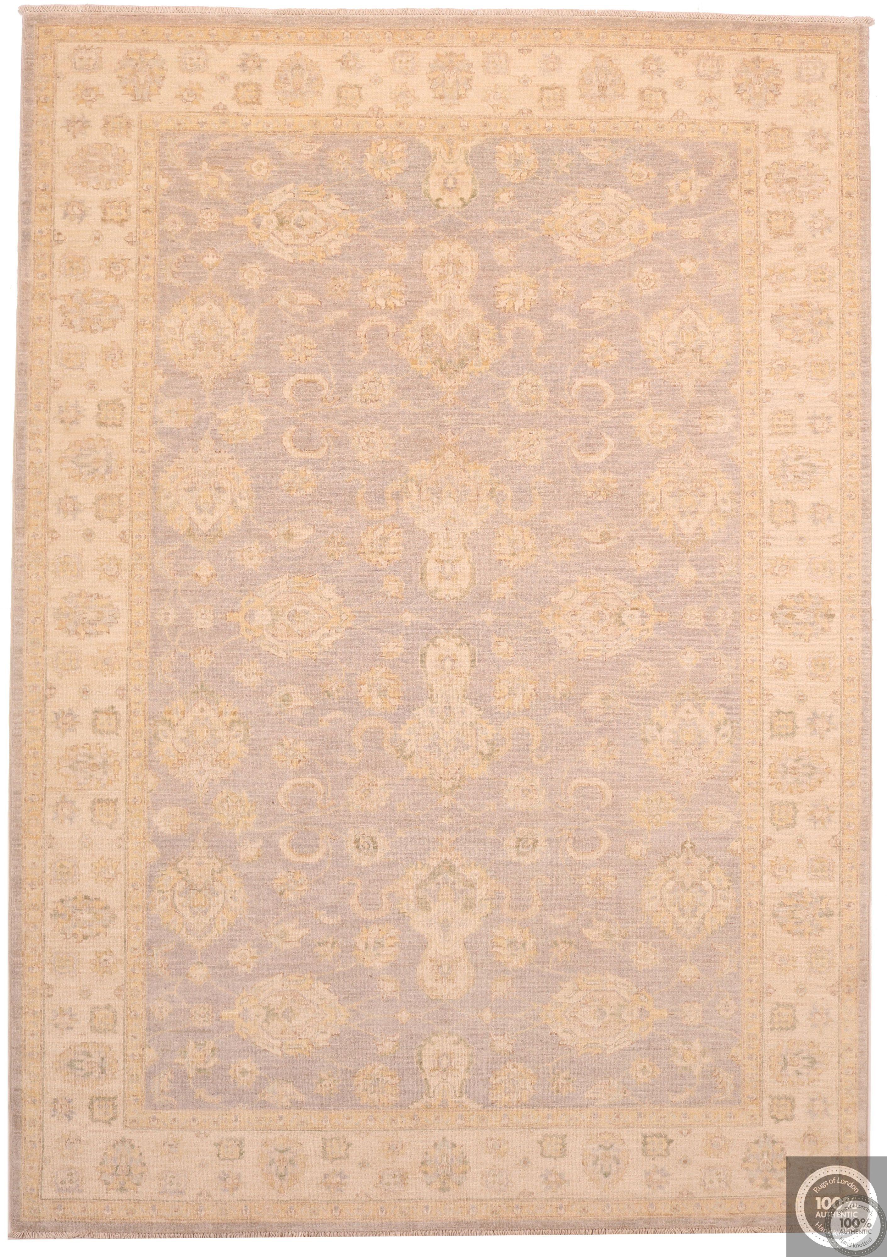 Garous Ziegler design rug 9'5 x 6'6