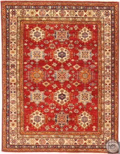 Caucasian Kazak design rug 6'4 x 4'9
