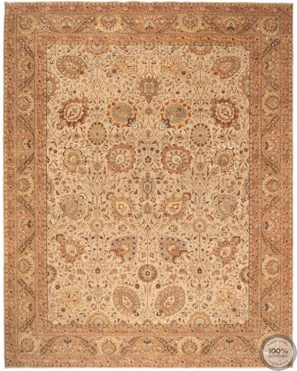 Fine Garous Ziegler design rug - 17'8 x 13'8