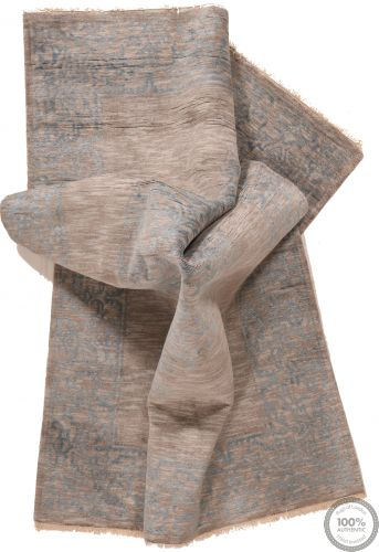 Elegance contemporary modern Indian rug - 7'8 x 5'2