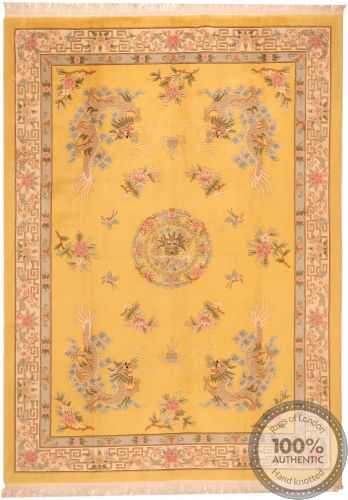 Chinese design thick pile rug