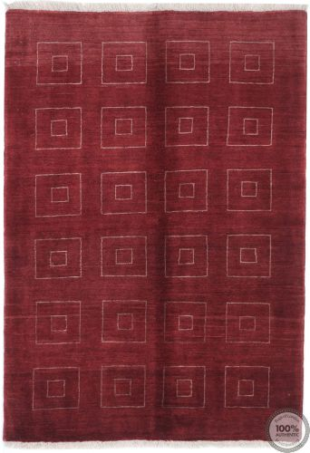 Garous Ziegler design modern rug - Burgundy 5'7 x 4