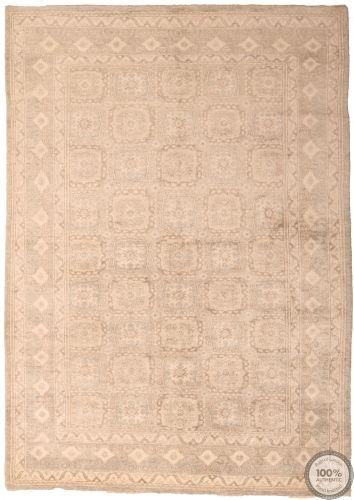 Elegance contemporary modern Indian rug - 7'9 x 5'5