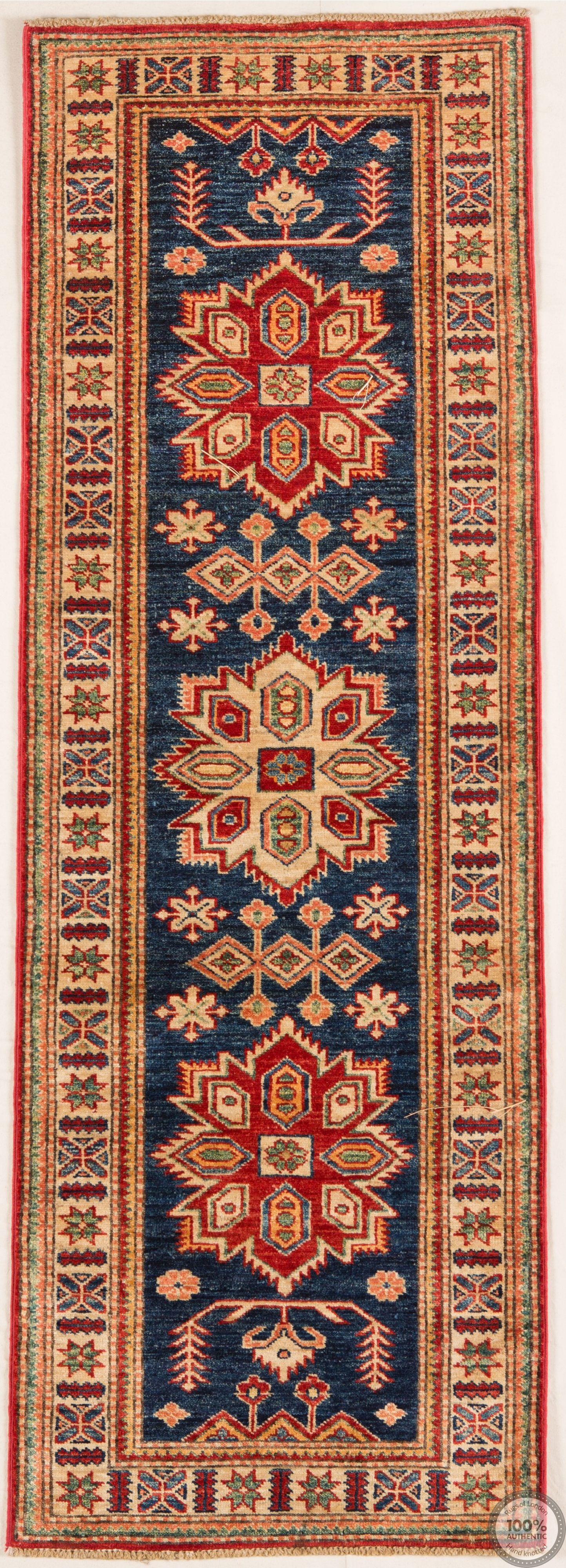 Image for Kazak Runner- Blue