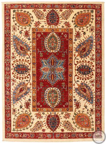 Garous Ziegler design rug 7 x 5'2