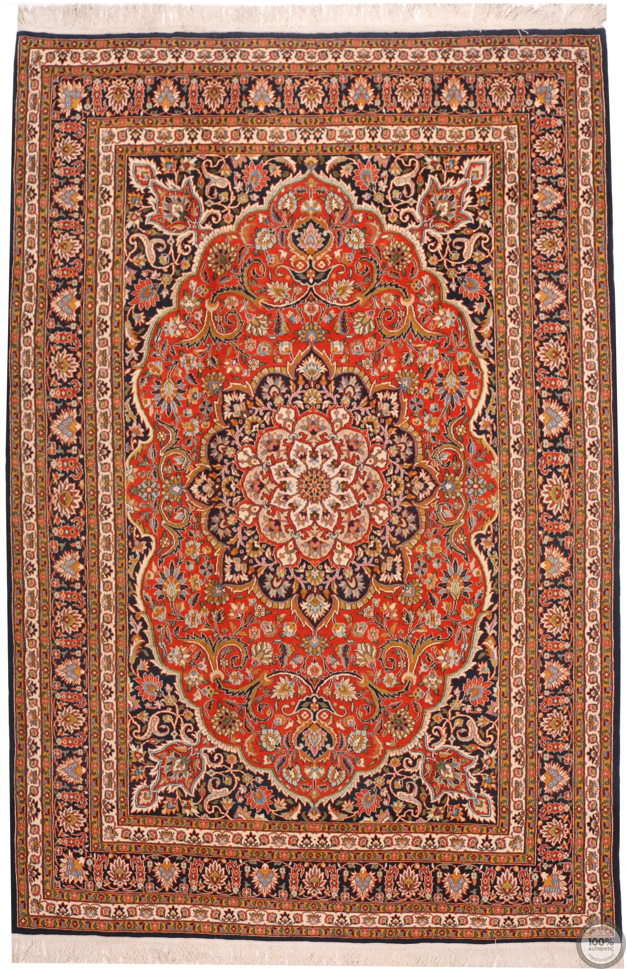 Indian Kashmir Rug