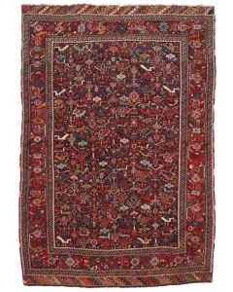 Kashgai (Khamseh) Rug - Circa 1900 - Thumbnail