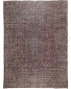 Kerman Vintage Purple Overdyed Rug