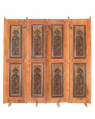 Old Persian door 6 x 5'9