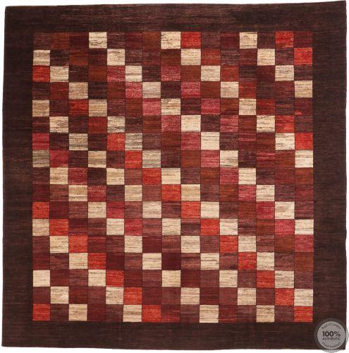 Garous Squared pattern  Design Rug - front