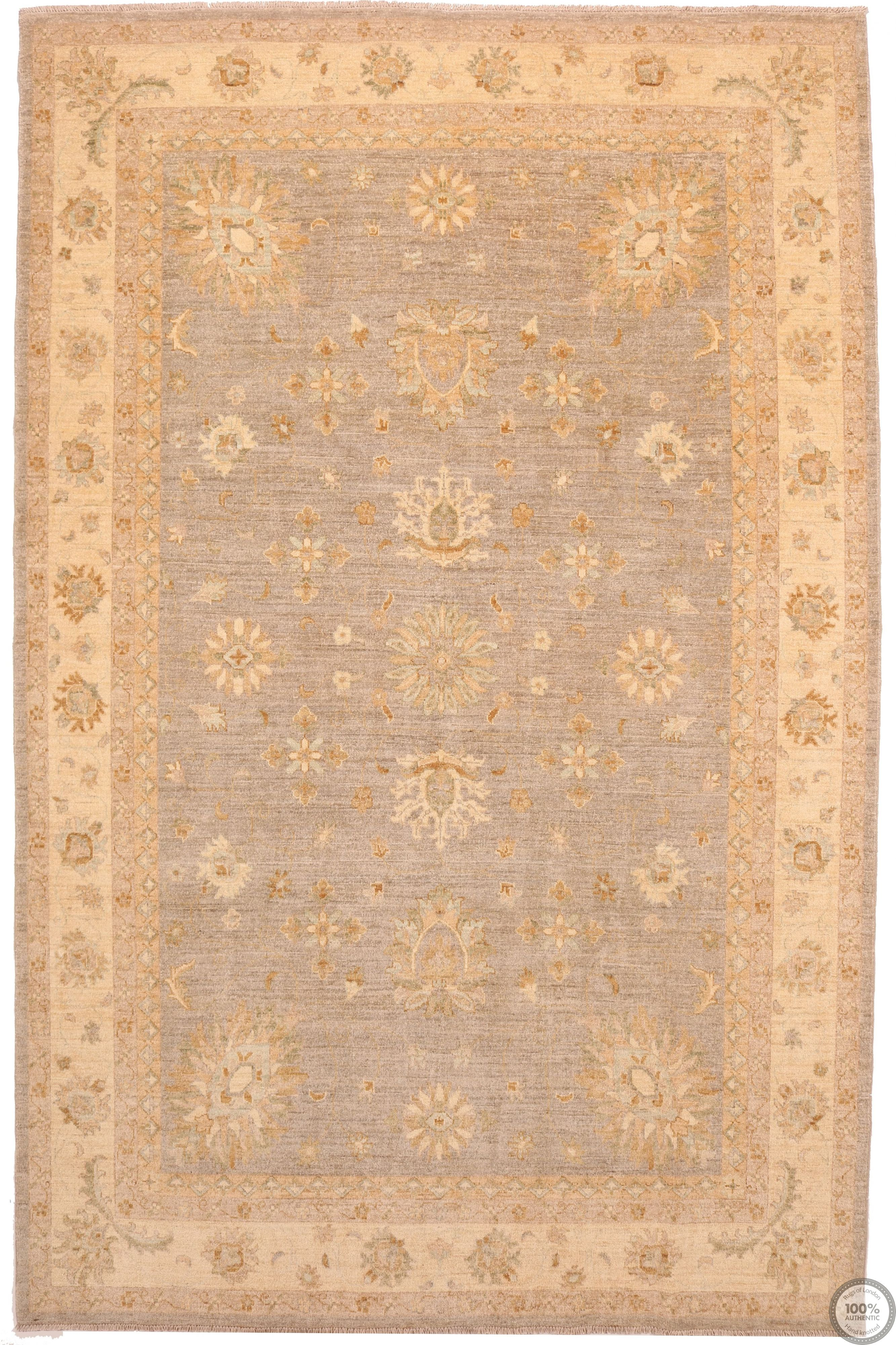 Garous Ziegler design rug 10'1 x 6'6